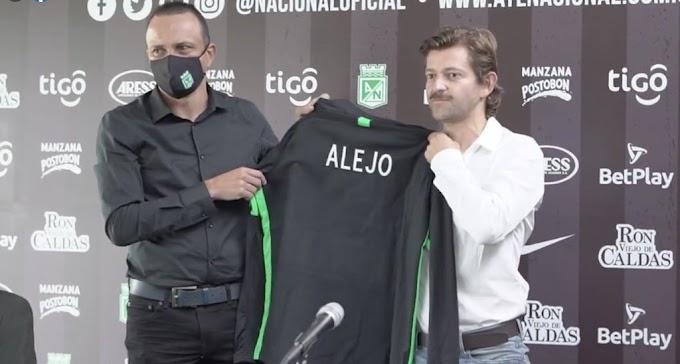 Arriesgada apuesta: Atlético Nacional ya tiene nuevo técnico, tras la salida de Alexandre Guimaraes