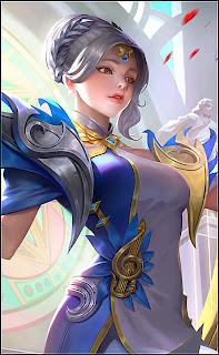 Lunox Cosmic Harmony Heroes Mage of Skins V1