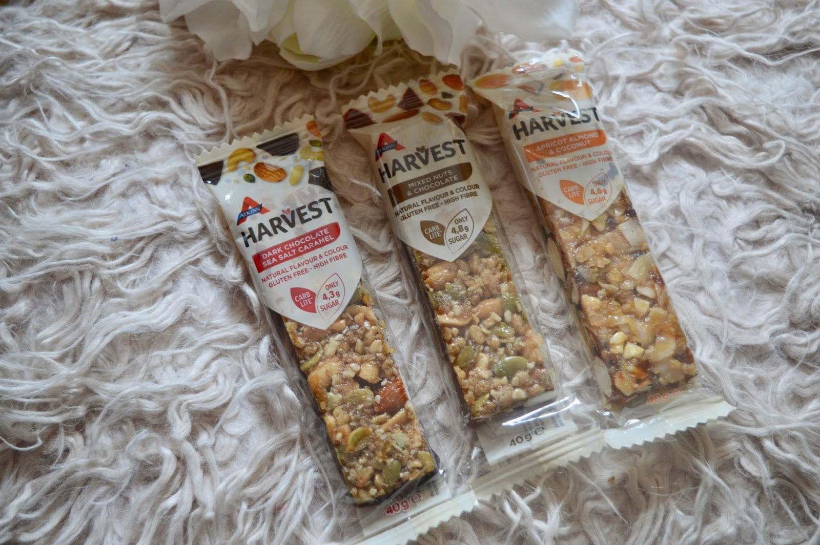 atkins harvest bars review