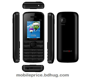 Symphony BL80 Feature, Specification, Price In Bangladesh
