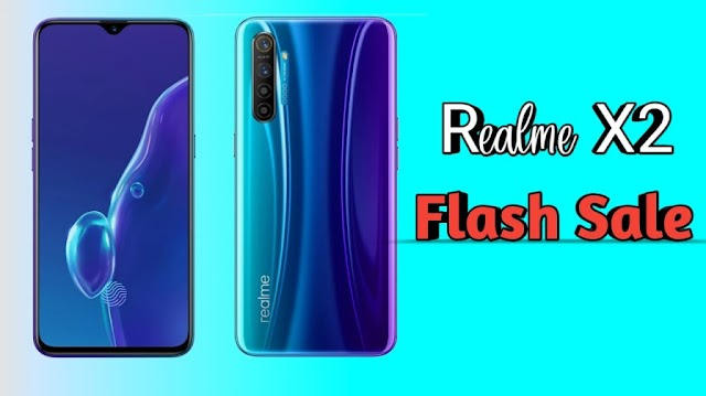 Realme X2 first sale in India tomorrow.Check prices and offers.