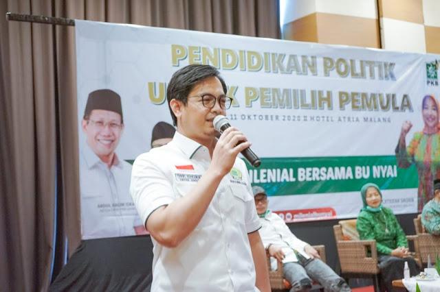 Tommy Kuriniawan Ingatkan Pendukung Jokowi Agar Tidak Sok Tahu