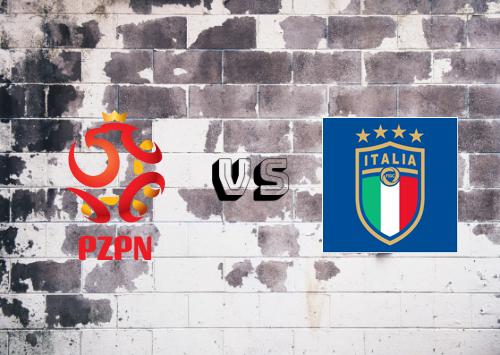 Polonia vs Italia  Resumen y Partido Completo