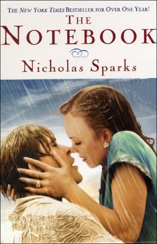 The Notebook  valentine day romantic books