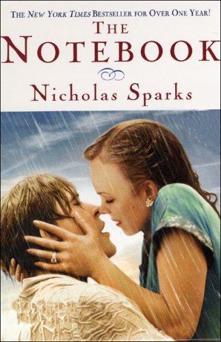 The Notebook  valentine day romantic books