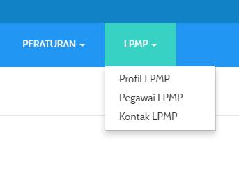 gambar menu LPMP di web PMP