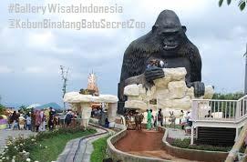Kebun Binatang Batu Secret Zoo | Tempat Wisata di Jawa Timur