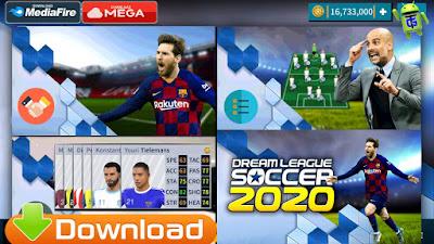 eSports DLS 20 Android Offline Mod Apk
