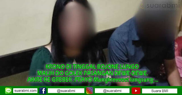 Ditinggal Istri Jadi TKW, Pria Tulungagung Ini Tertangkap Warga Sedang Ngamar Dengan Istri Orang yang Ditinggal Keluar Jawa Suaminya