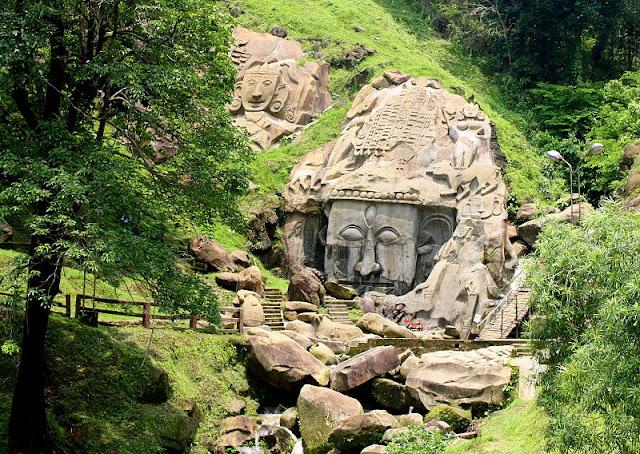 places to visit in unakoti