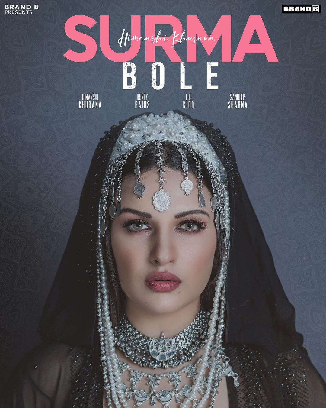"Himanshi Khurana new song ""SURMA BOLE"" lyrics in English, WhatsApp Status, and MP3 Downloads"