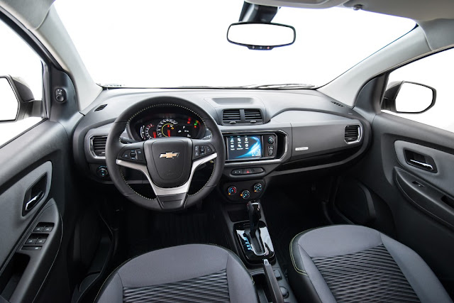 Chevrolet Spin 2019 - painel