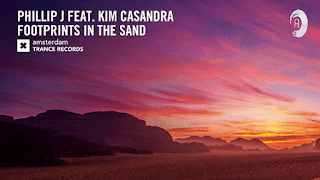 Lyrics Footprints In The Sand - Phillip J feat. Kim Casandra