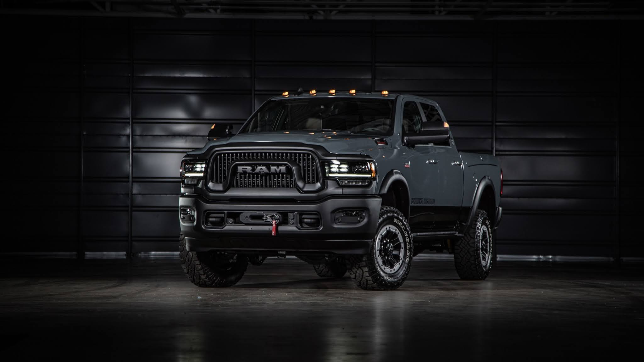 2021 Ram Power Wagon 75th Anniversary Edition - First Mass-production 4x4 Pickup Truck Celebrates 75 Years of Service