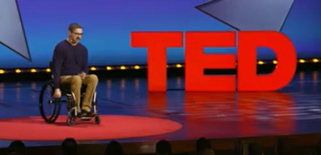 TED Dean Furness - Zorlukların üstesinden gelmek için kendinizi başkalarıyla karşılaştırmayı bırakın...