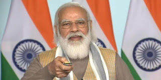 PM Modi laid Foundation Stone for Light House Projects (LHPs)