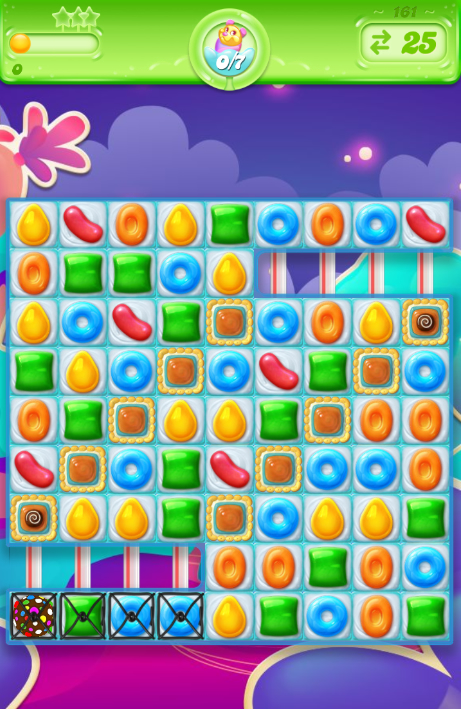 Candy Crush Jelly Saga 161