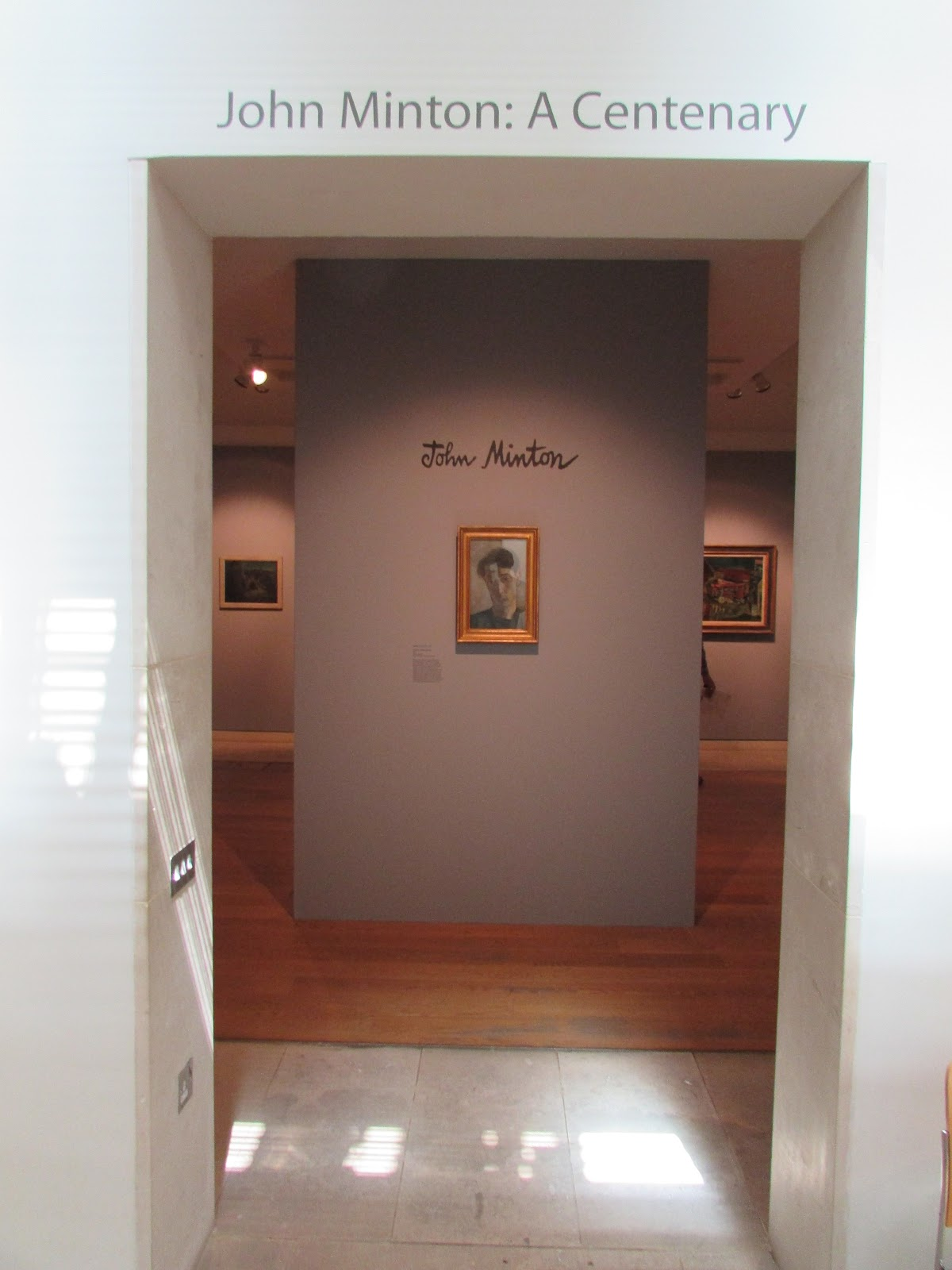 John Deakin - Portrait of John Minton Soho & joseph scissorhands: John Minton: A Centenary