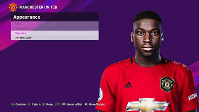PES 2020 Faces Taden Mengi by Sofyan Andri