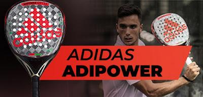 Gama Adipower, las mejores armas de Adidas Pádel.