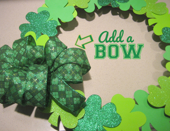 Simple St. Patrick's Day Weath