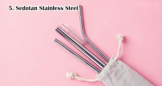 Sedotan Stainless Steel merupakan Rekomendasi Souvenir Yang Tepat Di Era New Normal