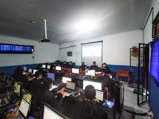 SMK TI Bali Global Badung Laksanakan Rapat Dewan Guru Persiapan Pembelajaran Semester Genap T.A 2019/2020