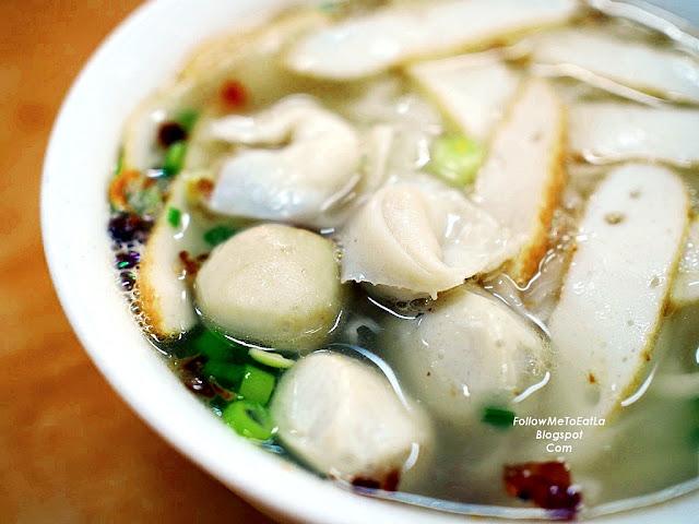 Kampar Noodles Only U Restaurant at Glenmarie in Shah Alam