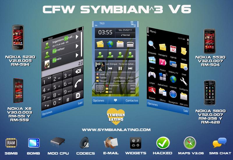 nokia maps symbian