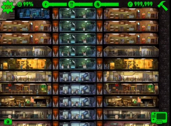 Game Fallout Shelter Mod Apk+Data For Android