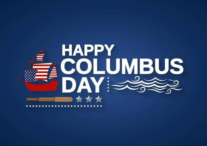 Columbus Day Wishes for Whatsapp