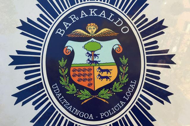 Escudo de la Policía Municipal de Barakaldo