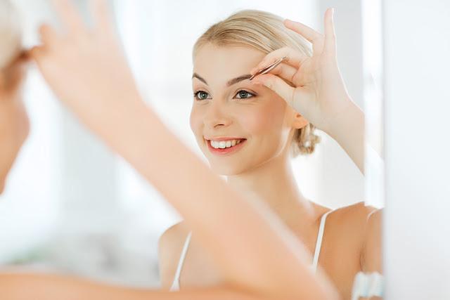 semi-permanent make-up.