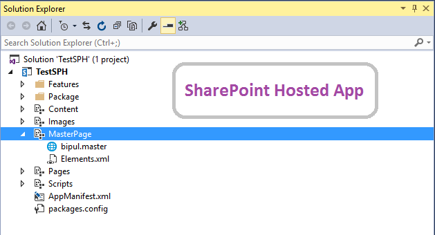 Developing SharePoint App on Office365 : Part 3 - Provider