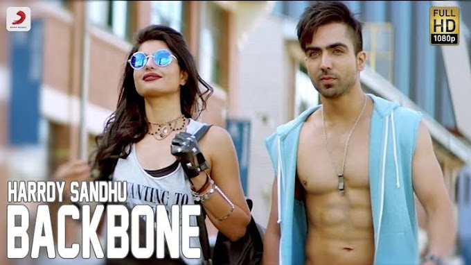 backbone jatt di lyrics | Harrdy Sandhu