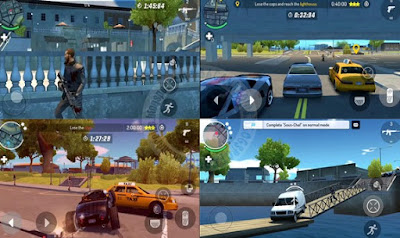Download Gangstar New Orelans MOD Apk Android + Data OB