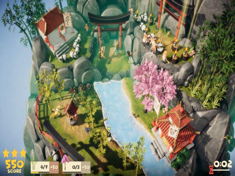 Download Lumberhill Free Full Game For PC