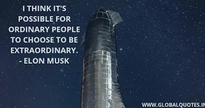 Elon Musk Quotes on Success
