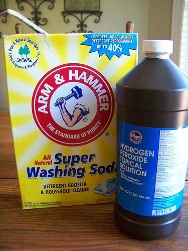 Don T Pin That Good Idea Friday Peroxide And Washing Soda