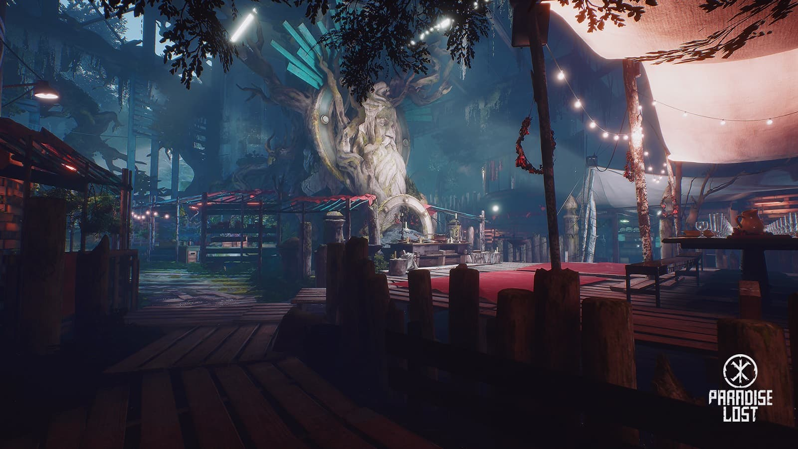 Кинематографичный трейлер и свежие скриншоты фантастического приключения Paradise Lost - 04