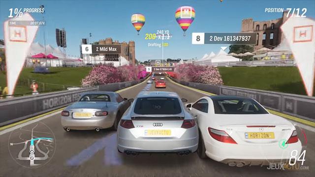 أسرع 10 سيارات في لعبة Forza Horizon 4