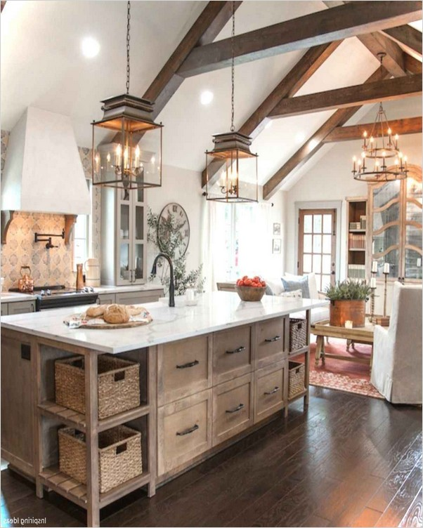 French Country Kitchen Design Home Interior Exterior Decor Design Ideas,United Baggage Charge