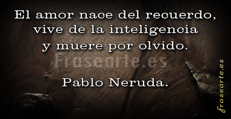 Poemas de amor Pablo Neruda