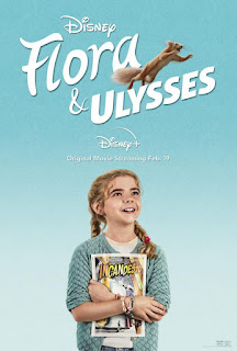 Flora and Ulysses[2021][NTSC/DVDR- Custom HD] Ingles, Español Latino