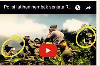 Soal Polisi Latihan Pakai RPG, Mabes Polri: Videonya Baru, Tapi Senjatanya Lama