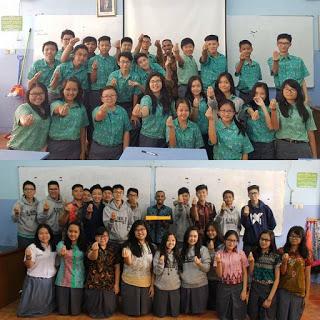 Hari Pertama Masuk Kerja di SMA Bethel Jakarta Menghadirkan Banyak Kesan dan Kisah yang Sulit Untuk Dilupakan