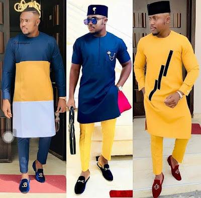 Latest Senator Styles For Men