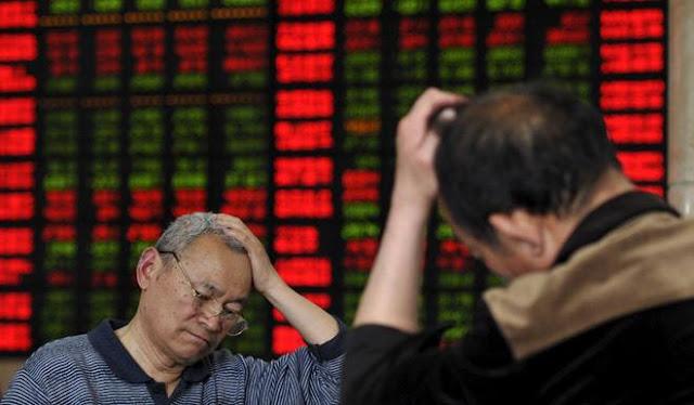 Thị trường chứng khoán Trung Quốc đã sụt giảm nghiêm trọng trong năm nay