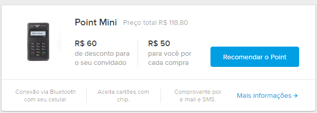 Comprar a Point Mini