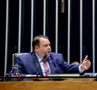 Julio Cesar destina emenda para construção de dois Centros Olímpicos no DF